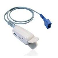 Compatible for Nellcor DB9 Pin Oximax Tech Adult FingerClip Spo2 Sensor, Pulse Oximeter Sensor,Oxygen Sensor Probe ,Spo2 Probe