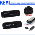 hidden mini camera Free Shipping HD Camcorder Motion Detection Night Vision Cam Mini DV DVR U Disk USB Camera voice recorder