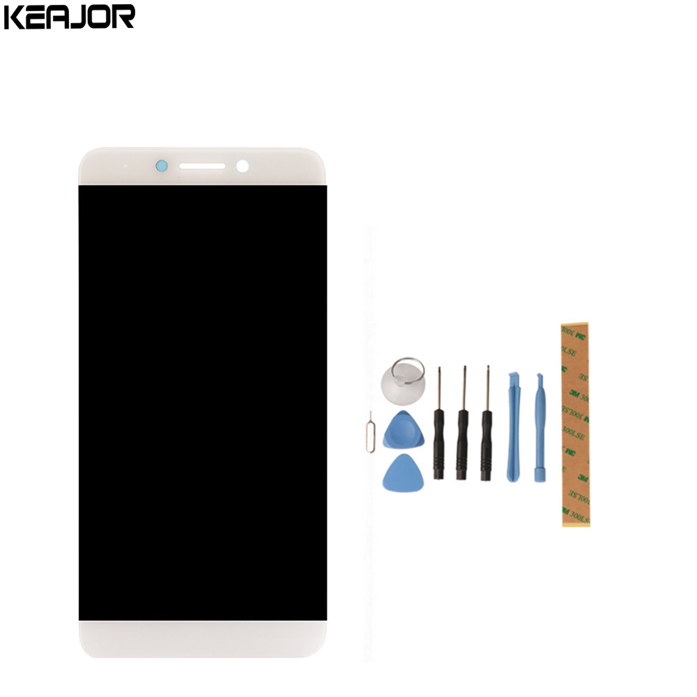 for LeEco Le S3 X522 X622 X626 LCD Display+Touch Screen Tools FHD Glass Panel For LeEco Le S3 X622 X626 X522 5.5inch