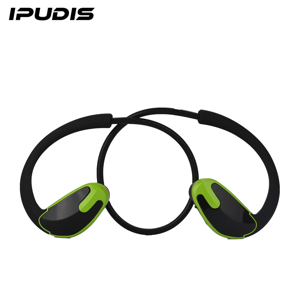 Aliexpress.com : Buy IPUDIS Sport Bluetooth Earphone Ear Hook Wireless Headset HiFi Headphone