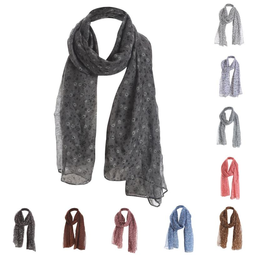 Adorable Bicycles Patterned Printed Scarf 180 x 90