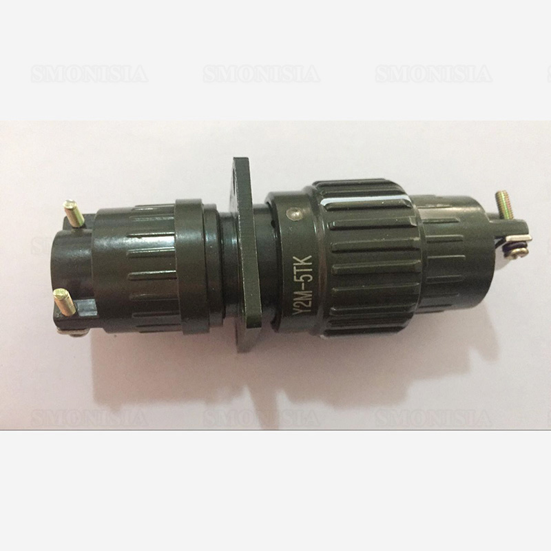 20sets-500sets Aviation Plug Socket Conjoined Plug YP21 Y2M 2/3/4/5/7/10/14/16Pins Connector army green metal y2m 50tk 50 pin aviation connector new