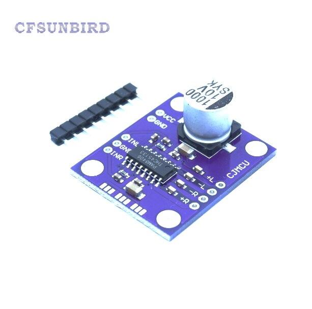 CJMCU-8406 PAM8406 No interference stereo class D audio power amplifier module development board