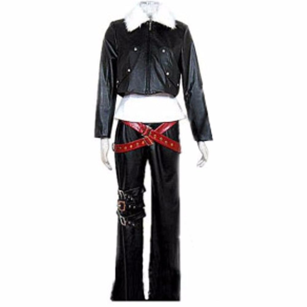 2018 Final Fantasy VIII 8 Squall Uniform Cosplay Costume