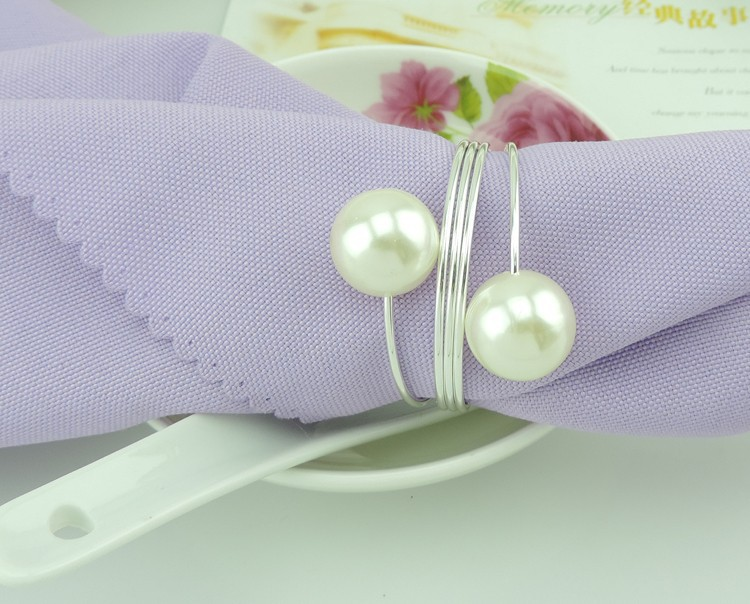 перл-кольца для салфеток