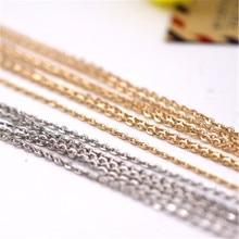 Montre gousset, нержавеющая сталь, металлическая тонкая цепочка, ювелирные изделия, карманные часы, цепочка для одежды, аксессуары, карманные часы, цепь, Лидер продаж#10