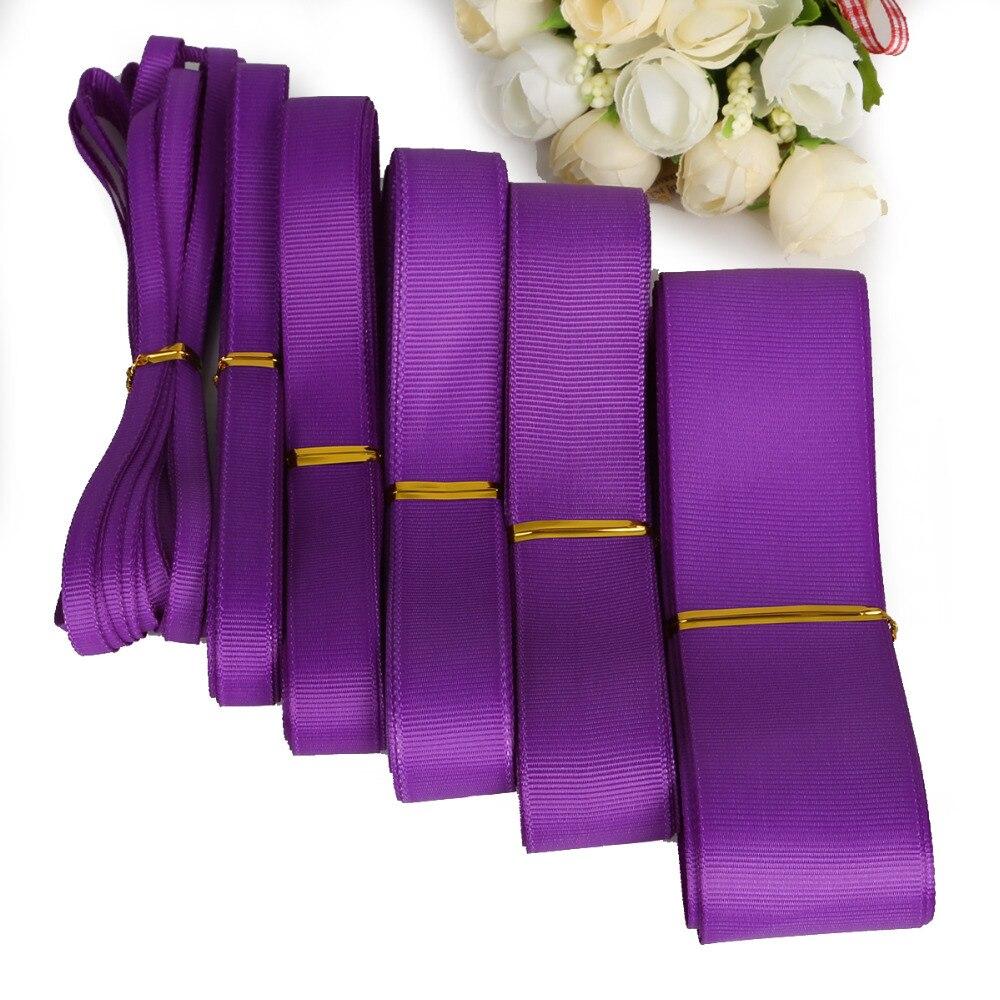 4 COLOUR 3 5 10 15 25 35 50mm Florescent Satin Ribbon Safety Party BUY 2 4 8+m