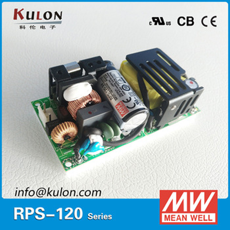Meanwell RPS-120 AC/DC Single Output Green PCB Type Medical Power Supply 120W 12V/10A 15V/8A 24V/5A 27V/4.5A 48V/2.5A wertmark бра wertmark we402 02 101