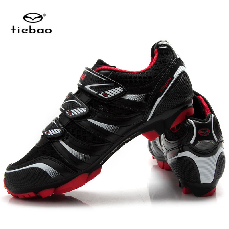 TIEBAO MTB Cycling Shoes Color Black and Blue Outdoor Mountain Bike Shoes Indoor Bicycle Shoes For Men And Women 5-1428  TIEBAO MTB Cycling Shoes Color Black and Blue Outdoor Mountain Bike Shoes Indoor Bicycle Shoes For Men And Women 5-1428