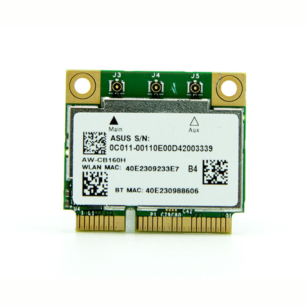 BCM94360HMB 802.11a/b/g/n/ac WLAN + Bluetooth PCI-E 867 Mbps Carte