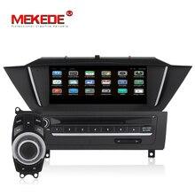Inteligente coche dvd gps sistema de navegación con reproductor de android para BMW X1 E84 2009-2013 Soporte Bluetooth OBD2-ELM32