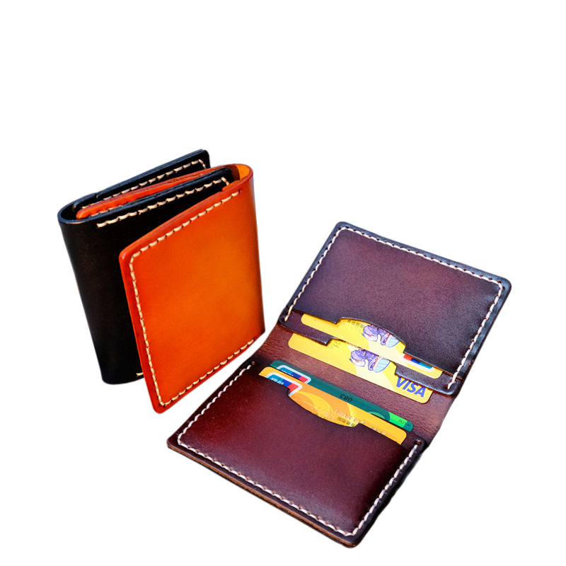 Aliexpress.com : Buy Genuine Leather Credit Card Holder