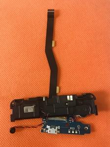 Image 1 - تستخدم يو اس بي أصلي التوصيل تهمة المجلس + مكبر صوت عال ل Blackview R6 MTK6737 رباعية النواة 5.5 بوصة FHD شحن مجاني