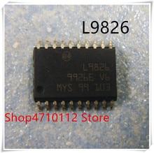NEW 10PCS/LOT L9826 SOP-20 IC