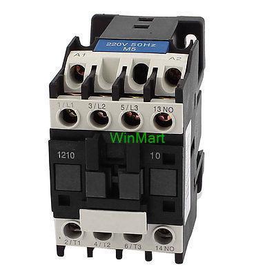 CJX2-1210 690V Ui 20A 3 Poles Phase 1NO 220V 50Hz Coil AC Contactor