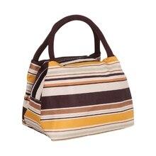 FGGS женская мода оксфорд сумка женщин Сумки обед сумки для женщин Вестник Мешки (Стиль 12 Kuanzonghuang Полоса)