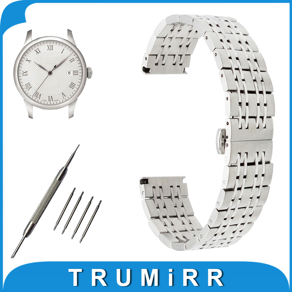 18mm 20mm 22mm Stainless Steel Watch Band for Tissot T035 PRC200 T055 T097 Butterfly Buckle Strap Wrist Belt Bracelet Black Rose solvi dos santos laura gutman hanhivaara baltic homes inspirational interiors from northern europe