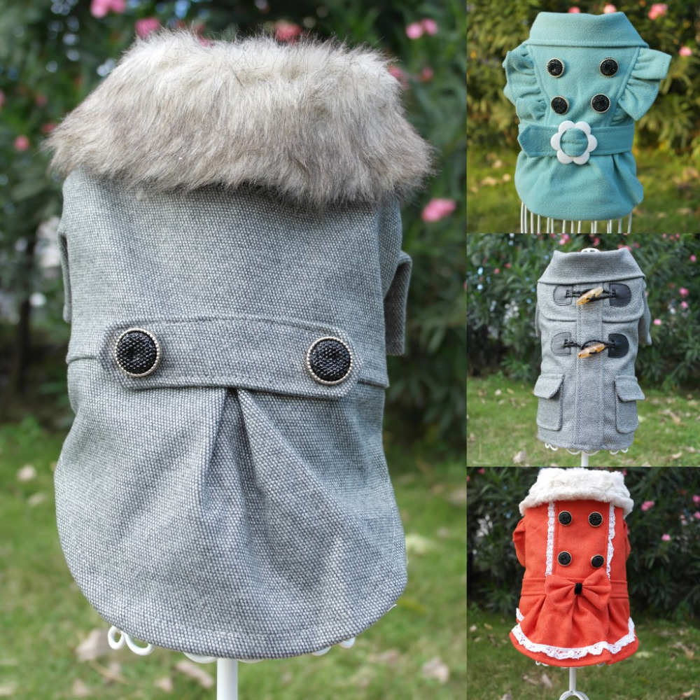 Various Autumn Spring Dog Clothes Dog Coat Clothes For Dog Coat ...