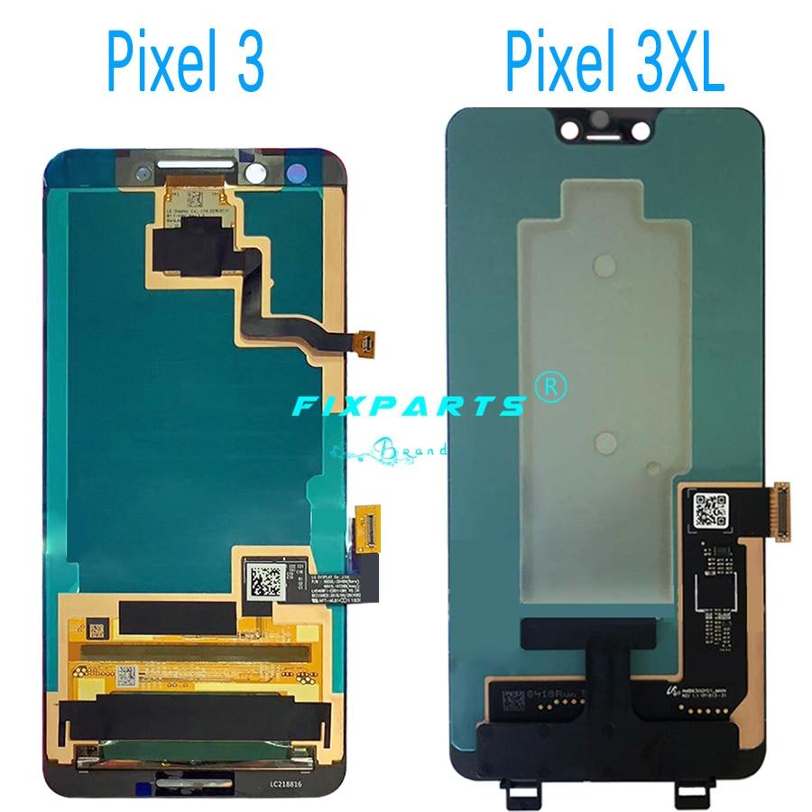 Pixel 3 XL LCD Display