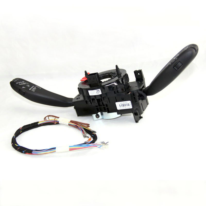 Cruise Control Switch System CCS Stalk + Harness Fit For 2011-2013 New Polo  Fabia 6RD 953 503 J yec ccs pcu
