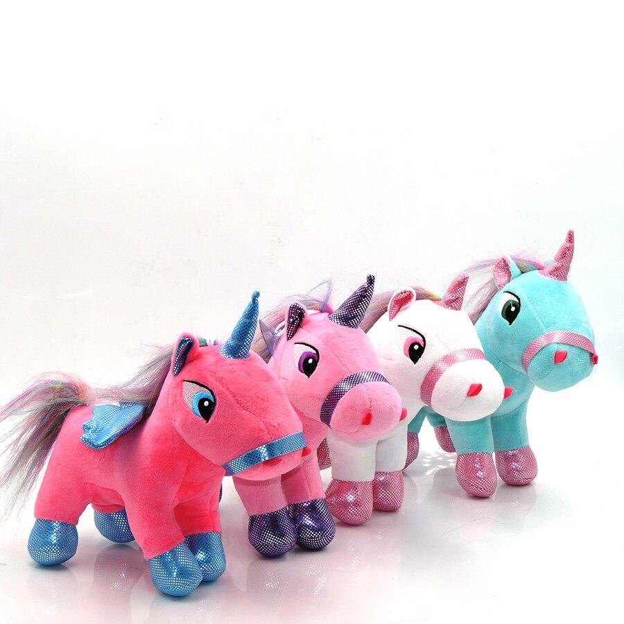 Soft seahorse toy baby sleep calm doll stuffed /& plush toys Christmas Gift