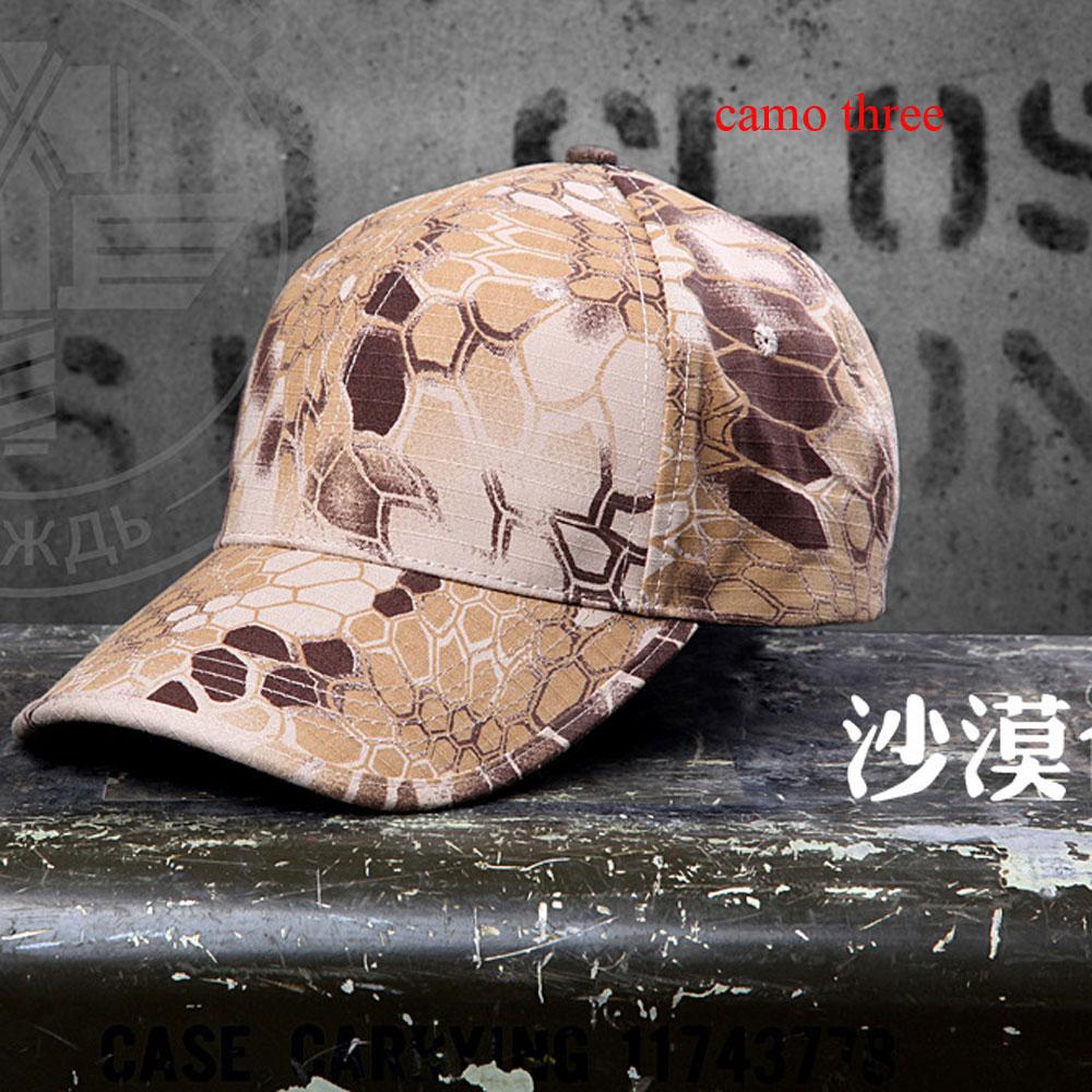 9e1061613f3 2017 COOL Adjustable Kryptek Typhon Snake Skin Baseball Cap Forest Sports  Fishing Hat Rattlesnake Boa Camo Hunting Cap on Aliexpress.com