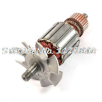 Power Tool 12mm Thread Shaft Electric Motor Rotor for Makita 3601BPower Tool 12mm Thread Shaft Electric Motor Rotor for Makita 3601B
