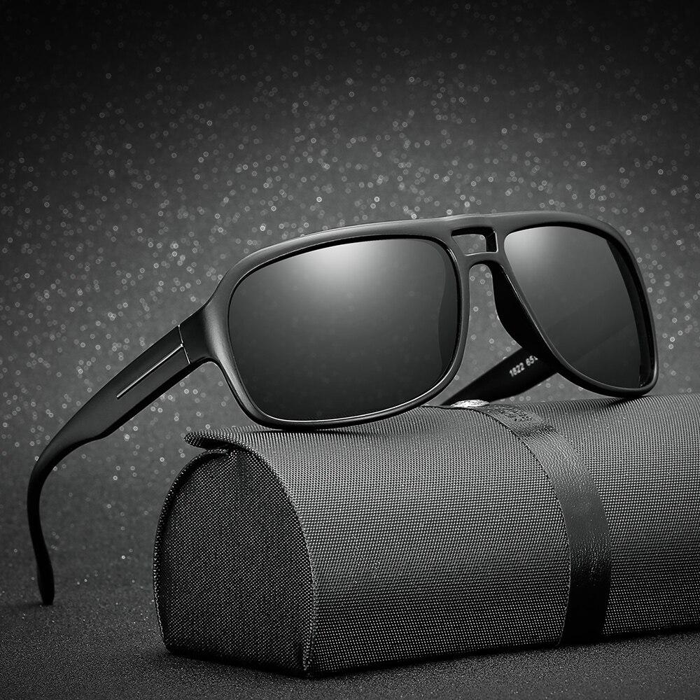Oculos Masculino Custom Made Myopia Minus Prescription Polarized Lens Fashion Frame Outdoor Sunglasses 1 1.5 2 2.5 3 To 6