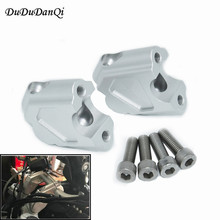 Motorcycle CNC aluminum alloy Accessories fits BMW F700GS heightening Handle handlebar modification