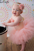 Le Couple Baby Photography Tulles Sets Baby Girls Tutu Skirt Photo Session Baby Party Wear Baby