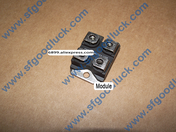 MODULE THYRISTOR ISOTOP 55A 1200V MSS40-1200
