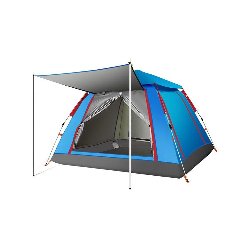 Barraca de Camping familiar 4 6 Pessoa