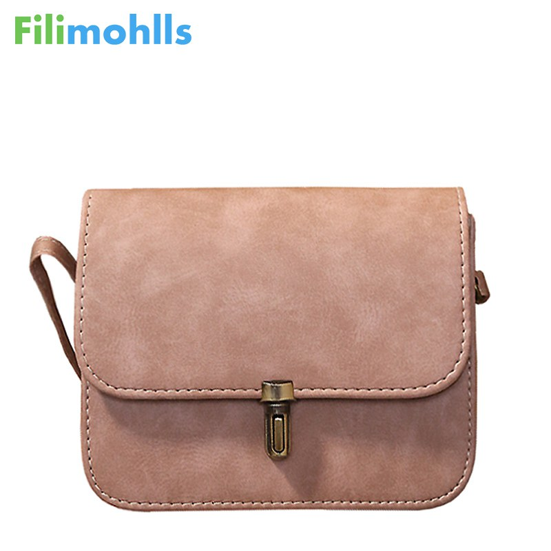 hotsale lady shoulder bag women satchel purse messenger crossbody bags brand 2018 new flap PU leather mini handbag S1317 aerlis brand men handbag canvas pu leather satchel messenger sling bag versatile male casual crossbody shoulder school bags 4390