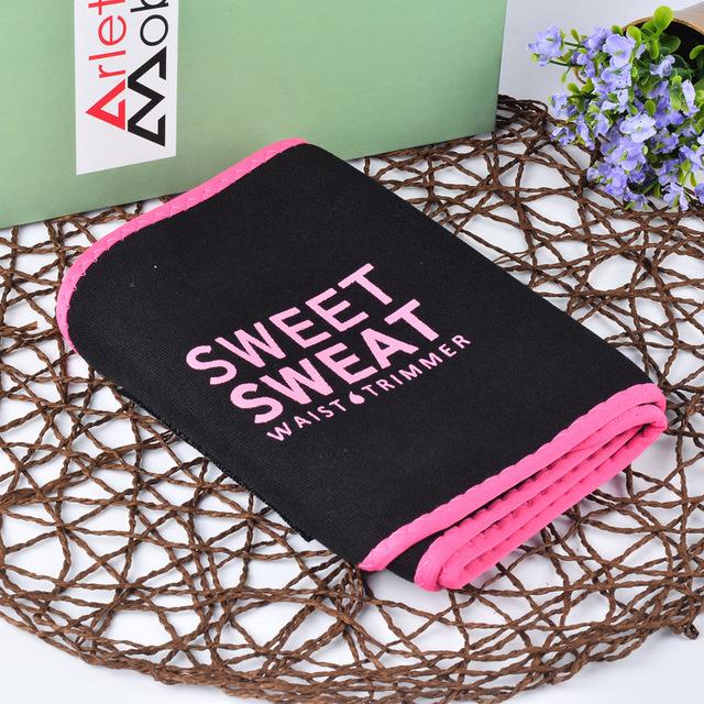 Sweet Sweat Premium Waist Trimmer Belt For Men And Women