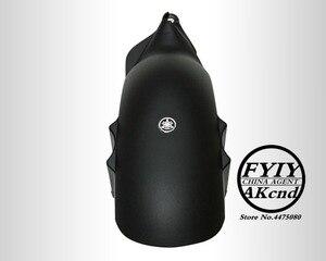 Image 4 - אופנוע אחורי האגר מגיני פנדר Mudflap Splash Guard Fenderboard עבור yamaha nvx 155 aerox 155