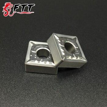 10PCS SNMG120408 TS NS530 SNMG432 Cermet Grade carbide inserts lathe cutter tools External turning tools CNC tools Turning Tool