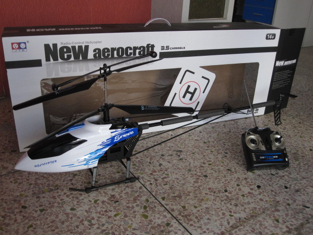 NEW RC HELICOPTER-in RC Helicopters from Toys & Hobbies on