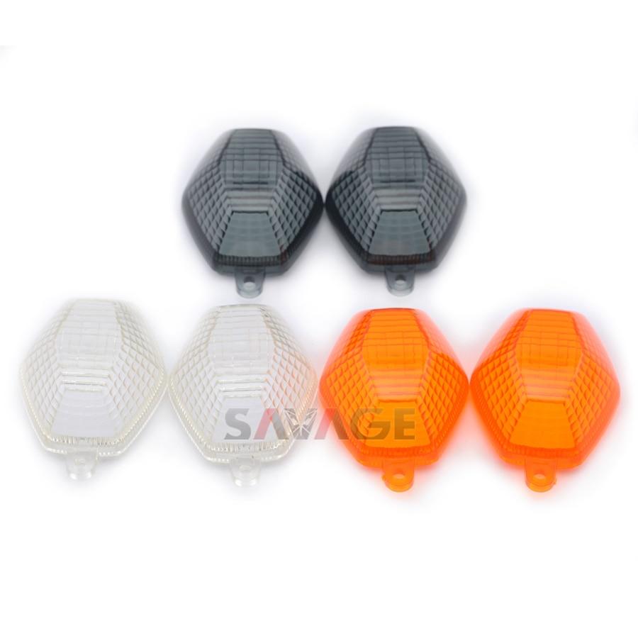For SUZUKI GSX1250FA GSX650F GSF 1200/1250/650/600 N/S Bandit Motorcycle Front/Rear Turn Signal Indicator Lamp Lens|gsf suzuki - title=