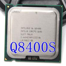 lntel Core 2 Quad Q8400S  2.66G/4M/65W/Quad Core LGA 775 (working 100% Free Shipping)