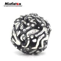 Mistletoe 925 Sterling Silver Kamasutra Charm Bead Fit European Bracelet Jewelry