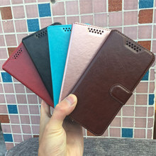 Leather Flip Case for HTC One A9S E8 E9 X9 X10 M10 M8 Mini A9 Cover for