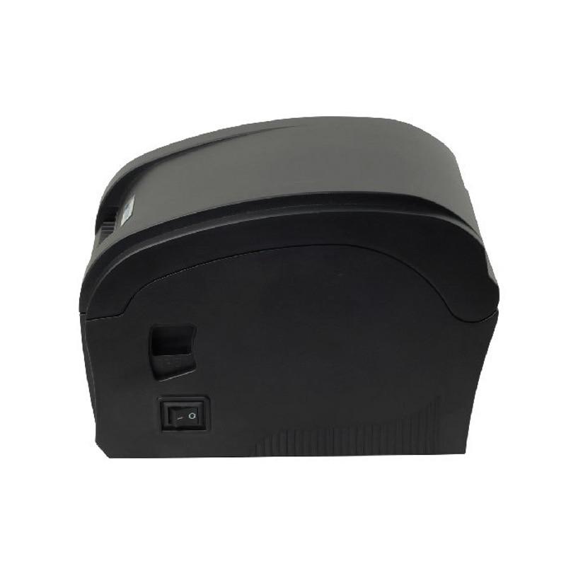 XP-360B etiketli barkod printer termal etiket printer 20 mm-dən 80 - Ofis elektronikası - Fotoqrafiya 3