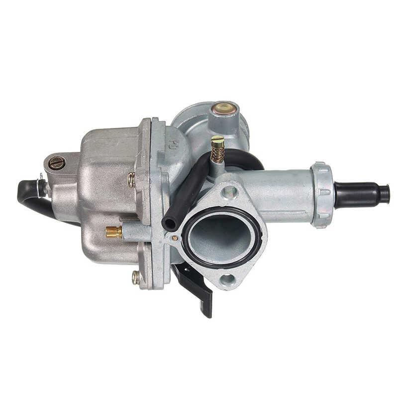 Honda için XR100 CRF100F XL100S 26mm Karbüratör Carb hava filtresi yedeği Parçaları