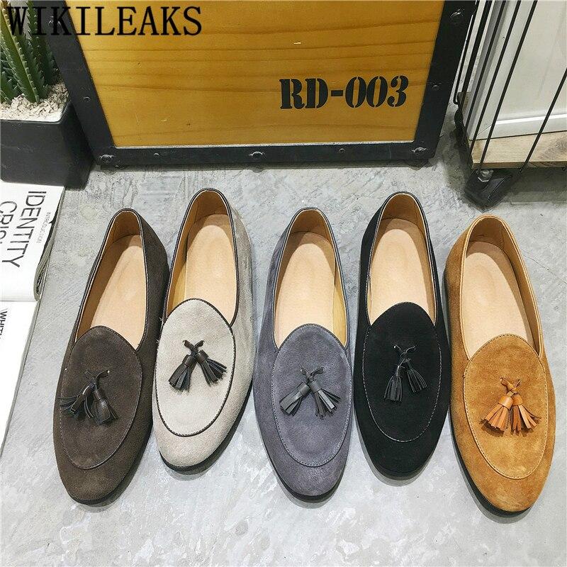 Slip On Men Dress Shoes Business Shoes Men Formal Mens Wedding Loafer Luxury Designer Shoes Zapatos De Vestir Hombre Sepatu Pria