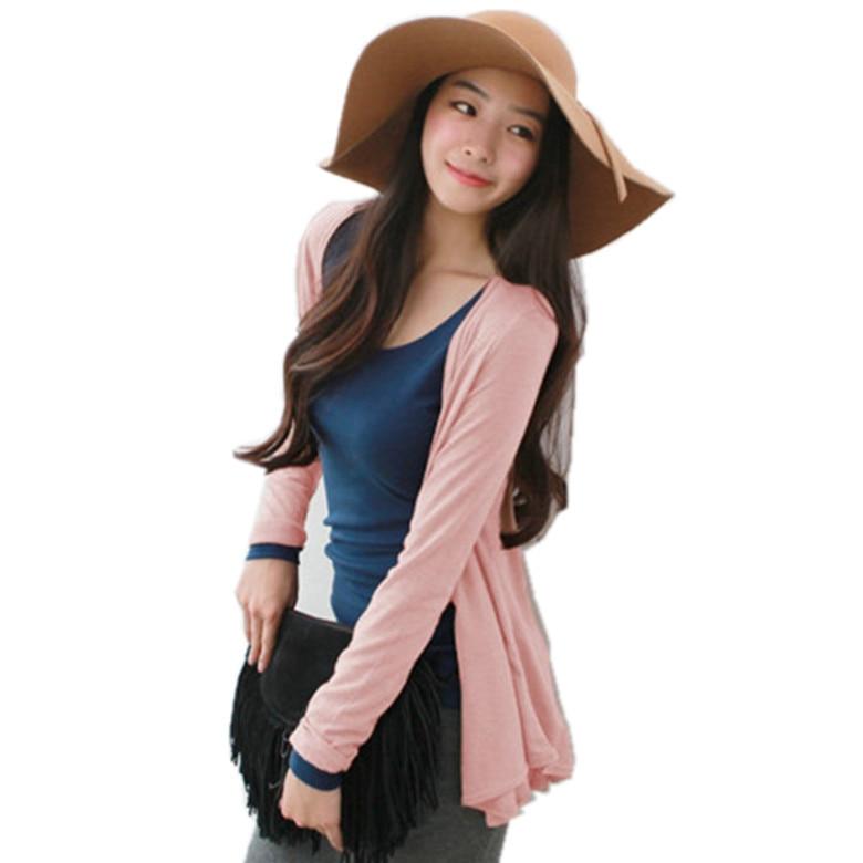 New Boho Beach Shirts Women Coats 2019 Summer Poncho Kimono Cardigan Shirt Plus Size Cotton Sunscreen Lady Clothing Blusas D149