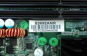 S2692ANR for LGA771 ATX VGA Motherboard well tested with three months warranty