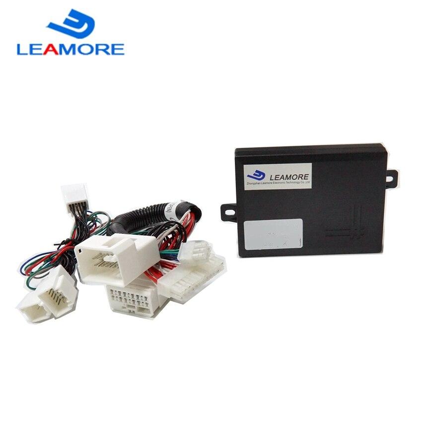 LY-LEAMORE Finestra di Potere Più Vicino Automaticamente completa modulo socket per COROLLA 2008-2013 originale auto 12 V