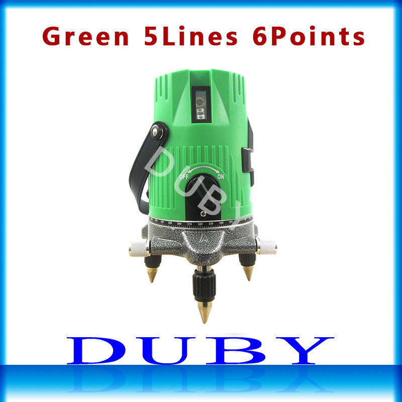 Lairui 5 Line Green Laser Level 360 Degree Rotary Laser Line Measurement Diagnostic-Tool With Lithium Battery high quality southern laser cast line instrument marking device 4lines ml313 the laser level