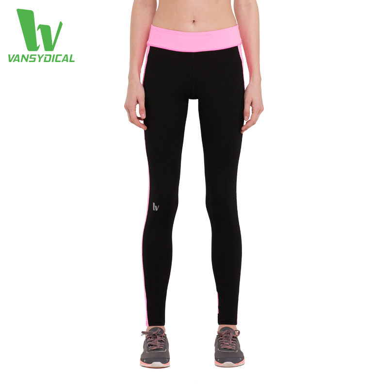 Womens Compression Running Pants Tights Jogging Leggings Fitness Workout Yoga Sportswear Quick Dry Trousers Women Pants