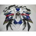 Injection molding fairing kit fit for SUZUKI K5 K6 GSX-R1000 2005 2006 GSXR1000 05 06 blue white black motorcycle fairings SL75